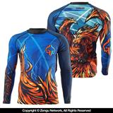 Ground Game Fenix Grappling Rashguard